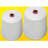 Spun Yarn 202 Virgin 100% Polyester Embroidery Thread High Strength For Belt Manufactures