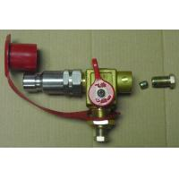 CNG filler valve/refuel port used for NGV bi-fuel system in gasoline cars Manufactures