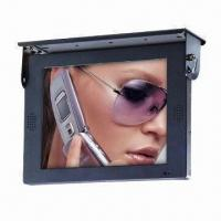 15-inch LCD Advertising Monitor with Tempered Glass Protection and Metal Housing Manufactures