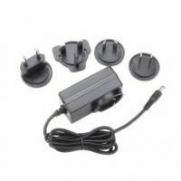 Switching Interchangeable Power Adapter 24V 1.5A Multi Replacement Plugs Level VI Manufactures