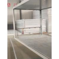 Waterproof Detachable Container House With Panel Wall / Roof Baking Finish Painting Manufactures