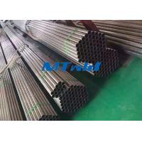 China TP316 / 316L Stainless Steel Welded Tube For Mechanical And Structure Purposes on sale
