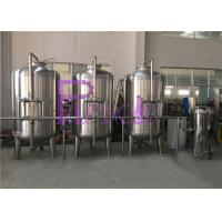 Glass FIber Reverse osmosis water purification machine for Drinking Water Manufactures