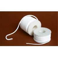 White PTFE Joint Sealant Tape , Pipe Thread Seal Tape Excellent Sealability Manufactures