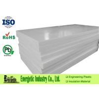 China 300mm Plastic UHMWPE Sheet with RoHS / SGS Certificate , Blue on sale