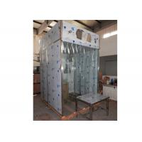 SUS304 GMP Standard Dispensing Booths For GMP Workshop 415V 50HZ Manufactures