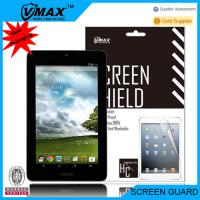 Factory price High Clear screen protector for ASUS FONE PAD 7 oem/odm(AA+ high quality) Manufactures