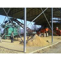 CTB Wet Magnetic Drum Separator Separation Iron For Iron Sand Manufactures