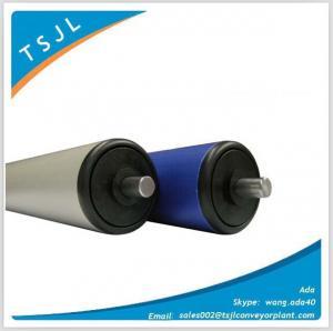 Material Handling belt conveyor hdpe idler roller Manufactures
