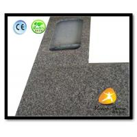China Xiamen Kungfu Stone Ltd supply Kitchen Cafe Granite Countertops in 240cm length on sale