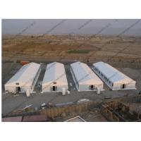 Economical Warehouse Storage Tent , Large Storage Tents With Aluminum Frame Manufactures