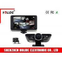 China G Sensor Traffic Video Recorder 4.5 IPS LCD Screen Full HD Built In Rear View Mirror on sale
