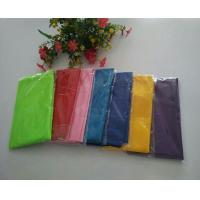 China Super absorbent PVA sports cooling towel / PVA cleaning chamois / we are factory on sale