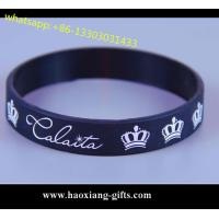 Quality high quality fashion cool silicone wristbands,funny silicone wristband/bracelet for sale