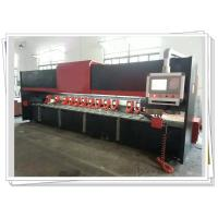 Quality CNC Control Servo Driven Sheet Metal Slotting Machine High Accuracy for sale