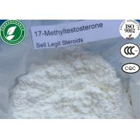 Bodybuilding Anabolic Steroid Powder 17-Alpha-Methyl Testosterone CAS 65-04-3 Manufactures
