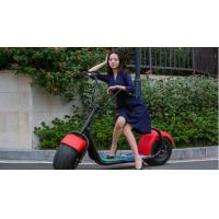 Big Wheel Electric Mobility Scooter 800W , Citycoco Scooter With Lithium Battery Manufactures