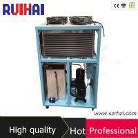 2.94kw Industrial Small Mini Box Package water Chiller from Ruihai Manufactures