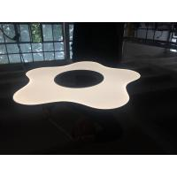 1700LM Simple LED Flat Panel Light 20 watt Dimension 590mm IP20 Several Shape Manufactures