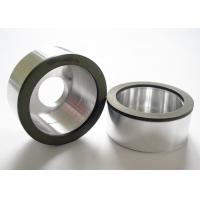 Non Ferrous Hard Resin Bond Grinding Wheel For Solid Carbide Cutting Tools Manufactures