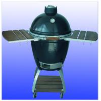 Barbecue Cookers, Ceramic Kamado Grill, Oval Big Green Egg COven For Outdoor bbq Manufactures