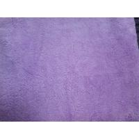 Purple coral fleece absorption bath towel  80*140 microfiber cleaning towels Manufactures