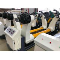 China 2 Ply Cardboard Single Facer Corrugated Machine Hydraulic Drive Multipoint Braking on sale