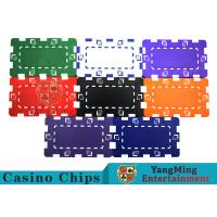 Quality 11.5g - 32g Clay Poker Chips With Sticker With Unique Dice Fancy Mold Design for sale