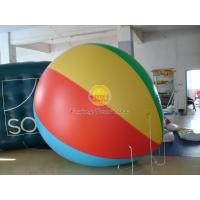 China Attractive Large Inflatable Advertising Balloon with UV protected printing for Promotion on sale