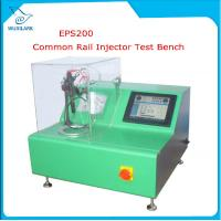 Factory price EPS200 BOSCH common rail diesel fuel injector tester with Piezo injector testing function