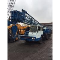 Blue Color Mobile Crane High Quality Japan Used Crane Tadano 20 Ton TL200E Manufactures