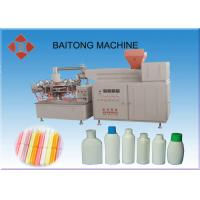 Electric Blow Molding Equipment , Semi Automatic Extrusion Blow Moulding Machine Manufactures