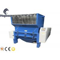 China Film Bag Plastic Bottle Crusher For Recycling PP LDPE HDPE Material Eco Friendly on sale