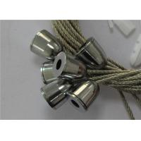Quality Chrome Plated Ceiling Cable Hanging System Brass Material For Light Suspending for sale