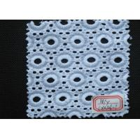 Cotton Eyelet Lace Trim Elastic  Manufactures