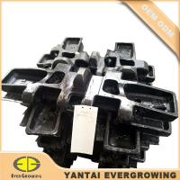 Track Shoe Plates For Nippon Sharyo DH558 DH600 Pile Driving Rig Manufactures