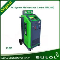 Fully automatic A/C System Maintenance Centre AMC-800 (110V) Manufactures