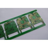 Printed Circuit Board High Precision Prototype PCB Boards 6 Layer 0.55mm 0.5 - 6oz Manufactures