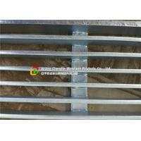 A36 Full Welded Steel Bar Grating Alkali Corrosion Proof For Papermaking Industry Manufactures