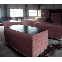 Hot Selling 15mm Black/Brown/Red Film Faced Plywood from china Manufactures