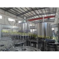 China Grapefruit Juice Filling Machine / Industrial Bottling Equipment CE SGS on sale