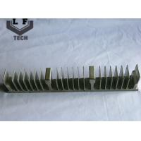 Square Shaped Extruded Aluminum Profiles With Mill Finish , Anodizing Surface Treatment Manufactures