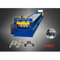 Easy Operate Automatic Floor Decking Forming Machine High Precision Fully Automatic Manufactures