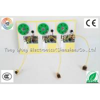 China Personalized Recordable sound chips for toys , recordable voice module on sale