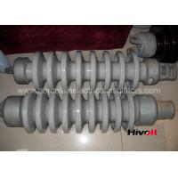 11kV / 33kV / 66kV / 110kV Porcelain Suspension Insulator For Electrical Railway Lines Manufactures