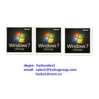 Windows Product Key Code For Windows 7 Ultimate FPP/OEM Key Online Activation Manufactures