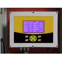 LCD Display Automatic Weather Station Weather Monitoring System High Accuracy Manufactures