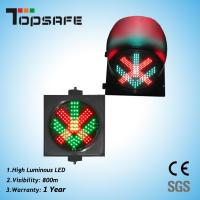 400mm (16 inches) Driveway & Toll Station Indicator Light of One Combined Unit (TP-CD400-3-401) Manufactures