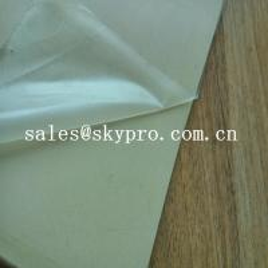 Customized Size Shoe Sole Rubber Sheet Waterproof Rubber Shoe Soles Sheet Manufactures