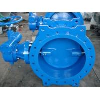 China Flanged Butterfly Valve on sale